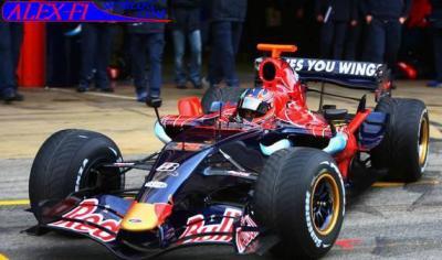 La nouvelle Toro Rosso
