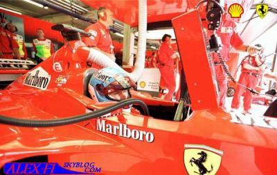 Jeux vidéo: F1 1999 Monza (20 tous par course)