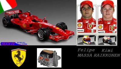 3.Ferrari