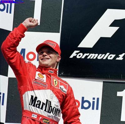 Jeux vidéo: F1 1999 Europe (20 tous par course)