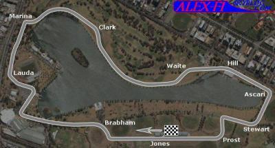 1er Grand Prix de la saison 2007