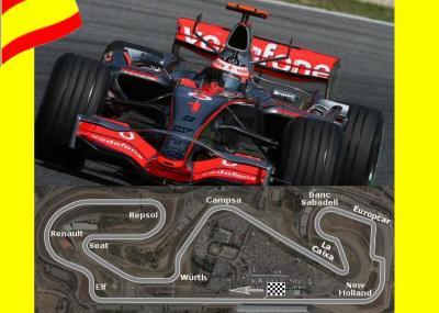 4 éme Grand Prix de la saison 2007