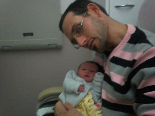 cecilia et papa