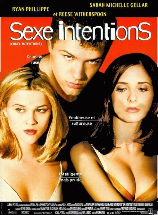 Vus sur Sexe Intentions ...