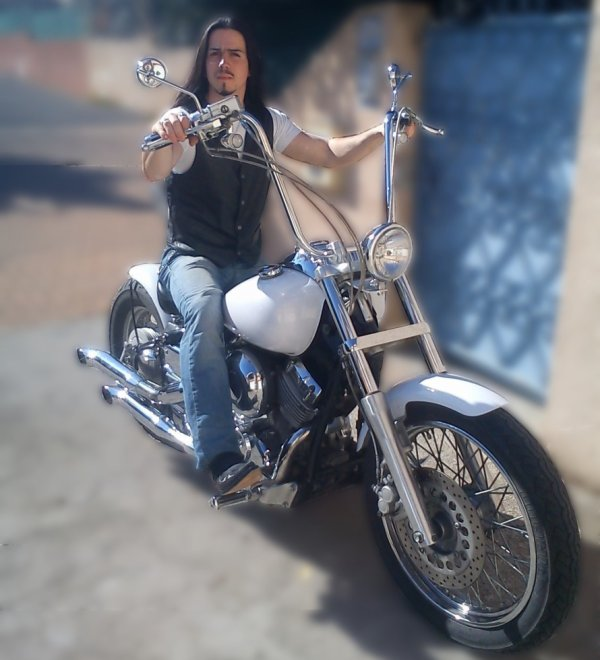 """Custom party"" Motorcycle rock'n'roll"