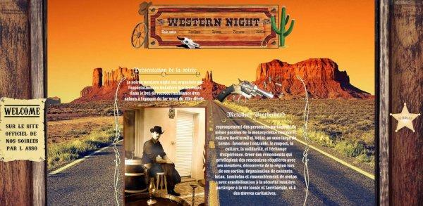 Western Night Événement 2017