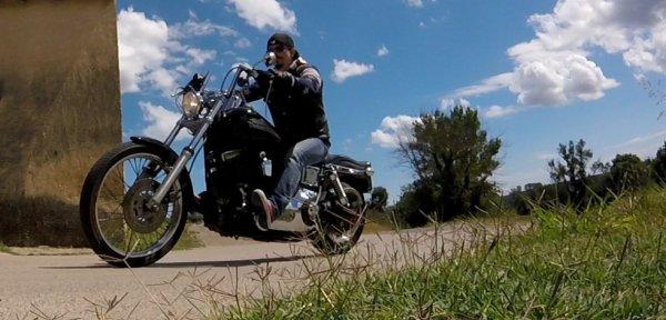 Harley Davidson 1450 carbu