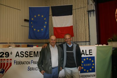 La Gironde à l'AG de la FFCBL