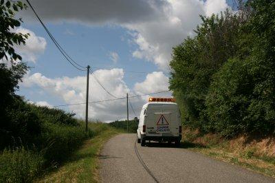 Camion balai
