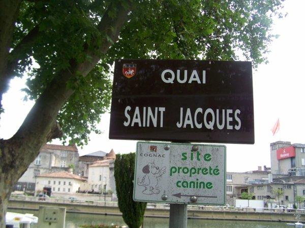 Excursion à Cognac