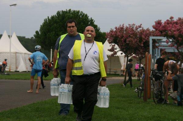 Porteur d'eau............au FCBA