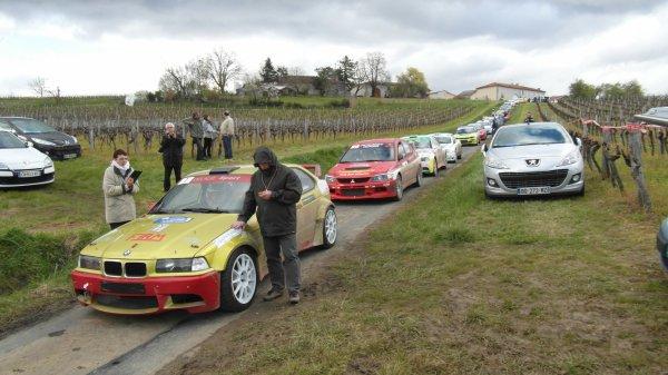 Rallye des Côtes de Garonne