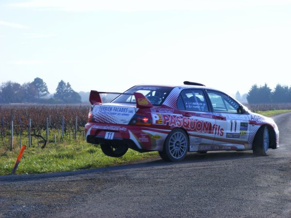 Rallye du Madoc 2013
