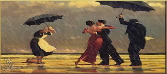 Chantons sous la pluie...........