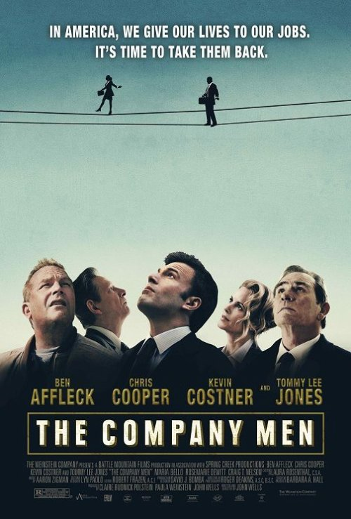The campany men