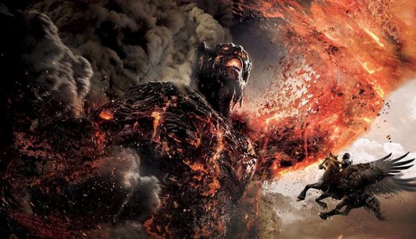 Clash of the Titans 2 : Wrath of the Titans