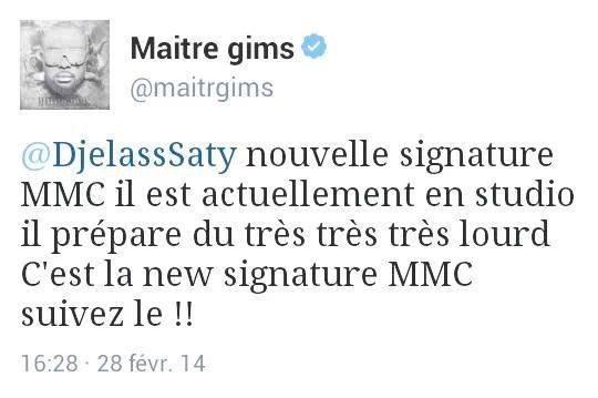 nouvelle signature: MMC