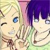 Ino & Hinata