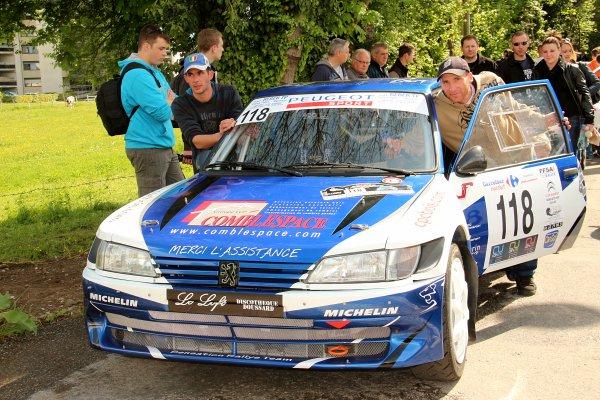 Rallye de Faverges 26 et 27 Avril 2014