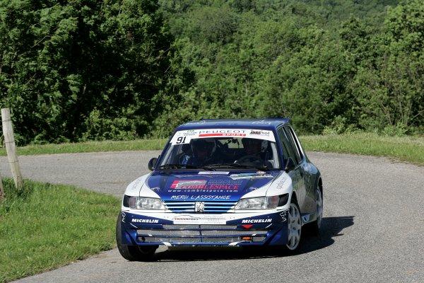 Rallye de l'Epine Mont du Chat 16 et 17 Mai 2014