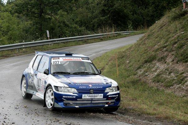 Reprise au Rallye du Trièves les 2 et 3 Aout 2014