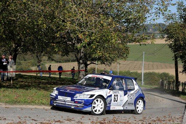 Rallye des Noix de Grenoble les 24 et 25 Octobre 2014