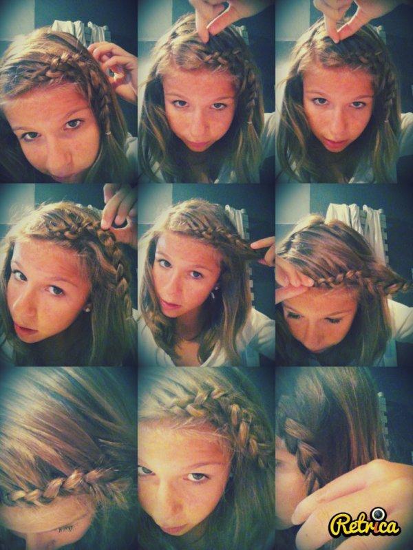 Tuto id es coiffure pour la rentr e datsquidifashion 39 s blog - Coiffure pour la rentree ...