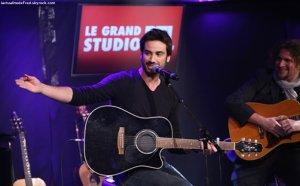 Frédéric Lerner vient nous présenter son nouvel album Muzungu dans le Grand Studio RTL