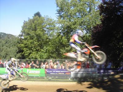 Motocross 2007 à la citadelle de Namur !