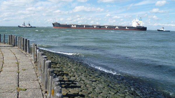 Photo de bateaux prit au large de Terneursen