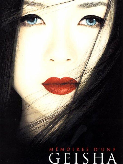 -Memoirs Of a Geisha-