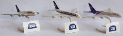 Série : 03  STAR ALLIANCE / AIRBUS A380