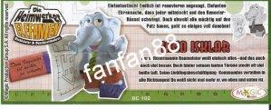 Série :10 ELEPHANTS BRICOLEUR      (Allemagne)
