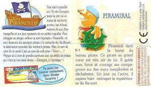 Série : PIRAMOLLIS (figurine)