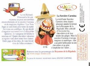 Série : 13ROYAUME DE LA RIGOLADE (figurine)