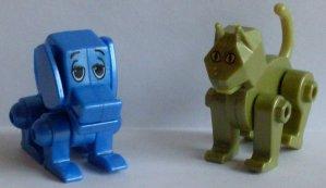 Série : 02ANIMAUX ROBOTS