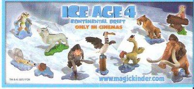 Série 09  :ICE AGE DE GLACE 4   JOY