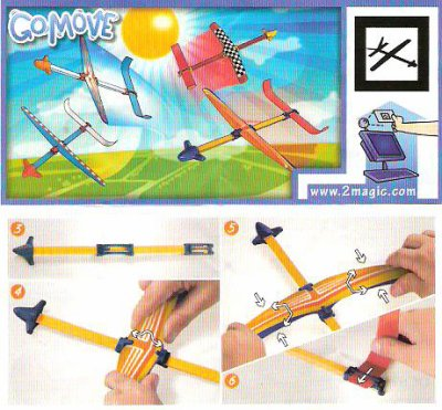 Série : 04  GO.MOVE  AVION JOY