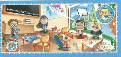 Série : 05FUNNY STUDENTS ( sortie en 2007-2008) (DUBAI)  (Sortie 2013-2014 avec n° Anterieur)