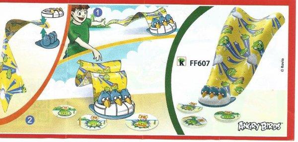 Série : 10ANGRY BIRDS (Joy France)