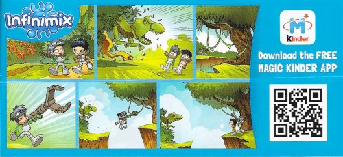 Série : 24 [Page 6] INFINIMIX GARCONS  (France)