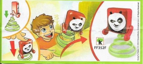 Série : 09KUNG FUN PANDA 3  (Russe)