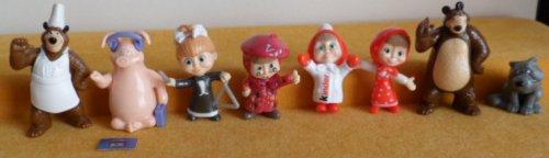 Série : 08MASHA ET L'OURS  (Biélorussie)