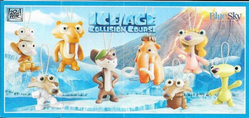 Série : 09	ICE AGE 5 - COLLISION COURSE  (JOY France & autres)