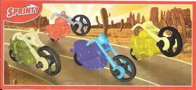 Série : 04SPRINTY : MOTO