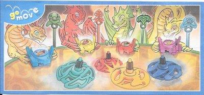 Série : 04GOMOVE : DRAGON TOUPIE