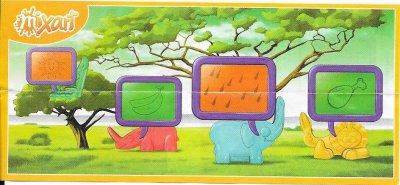 Série : 04MIXART : ANIMAUX TELEVISION
