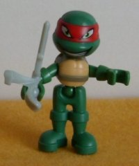 Série : 09	TURTLES  ninja  ( Mexique)