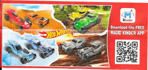 Série : 08	REEDITION HOTWHEELS