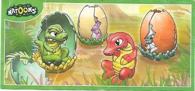 Série : 04 - Natoons : Dino bébés   [D & EU]